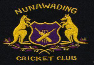Nunawading Cricket Club